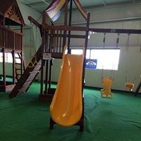 Rainbow Play Systems Indoor Playroom