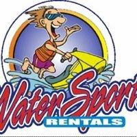 Water Sports Rentals