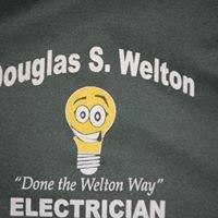 Douglas S. Welton, Electrician