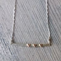 By the Lake Designs, Custom and hand stamped jewelry