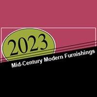2023 Mid-Century Modern Furnishings