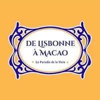 De Lisbonne à Macao