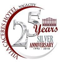 Villa Caceres Hotel, Naga City
