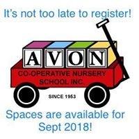 Avon Co-Operative Nursery School