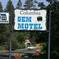 Columbia Gem Motel and Cabins