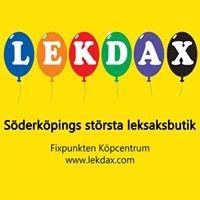 Lekdax, leksaker på nätet & i butik