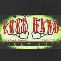 Free Hand Body Art