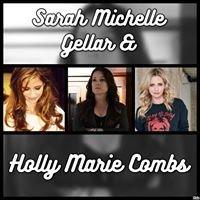 Sarah Michelle Gellar & Holly Marie Combs