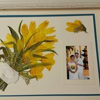 Pressed Floral Memories Bouquet Preservation