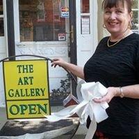 The Art Gallery on Main Street