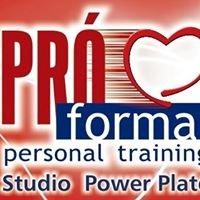 Pró Forma Personal Training / Studio Power Plate
