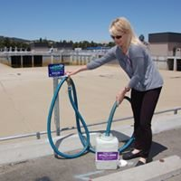 DSRSD Residential Recycled Water Fill Station