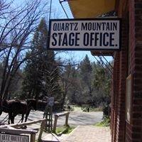 Quartz Mountain Stage Line in Columbia CA