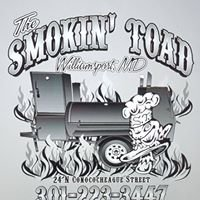 The Smokin Toad