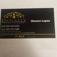 Genaro Lopez Realtor at Dynasty Real Estate