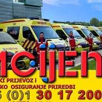 Pacijent d.o.o. - sanitetski prijevoz