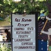 Paul Bunyan Resort - Lake Almanor, CA