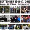 Blazin Bluegrass Music Festival in the Big South Fork