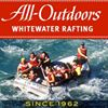 All-Outdoors California Whitewater Rafting