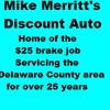 Mike Merritt's Discount Auto