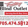 Factory Blind Outlet