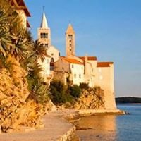 Rab Holidays - Apartments for rent on Island Rab Croatia