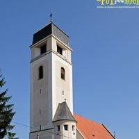 Crkva Sv. Križa Križevci (putpodnoge.hr)