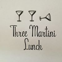Three Martini Lunch Vintage