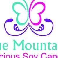 Blue Mountains Luscious Soy Candles