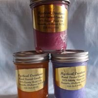 Mystical Creations Hand Poured Candles and Crafts