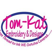 Tom-Kat Embroidery & Designs