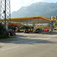 Shell Tankstelle Wattens