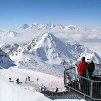 Verbier Ski Resort, Switzerland