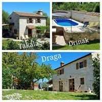 Rural holiday houses Rakalj,Croatia