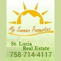 My Summer Properties St. Lucia Real Estate Service