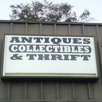 Antiques, Collectibles, & Thrift
