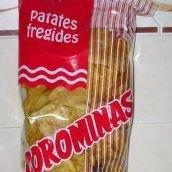 Patatas fritas corominas