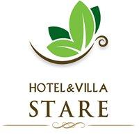 Hotel Stare at the Lake Bohinj in Slovenia