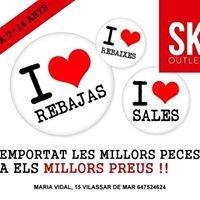 SK Outlet Vilassar