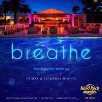 Breathe Pool@ Hard Rock LV