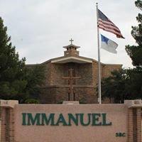 Immanuel Baptist Church El Paso, Texas