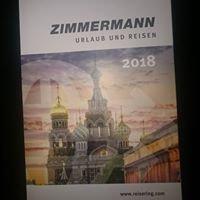 Zimmermann-Reisen