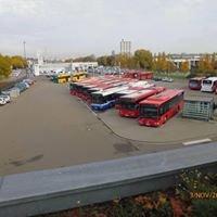 DB Regiobus Stuttgart Einsatzstelle RC Böblingen