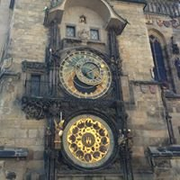 Old Town Square - Astronomical Clock Tower