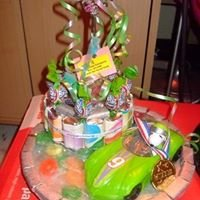 C&C Custom Candy Centerpieces
