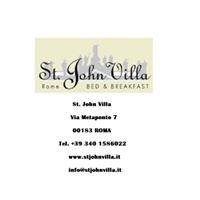 St. John Villa Bed and Breakfast
