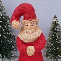 Santas by Jo Lyn