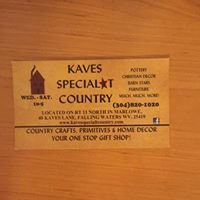 Kaves Special T Country