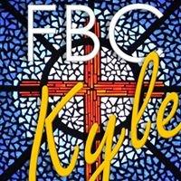 First Baptist Church Kyle, Texas