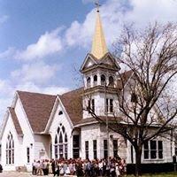 First Presbyterian EPC Church, Mexia, Texas